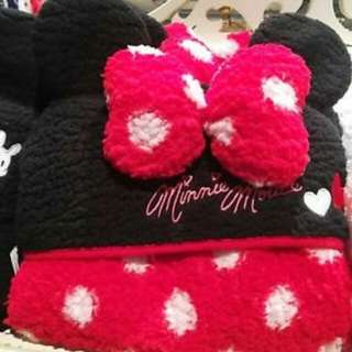 Minnie Mouse Blanket from Tokyo Disneyland