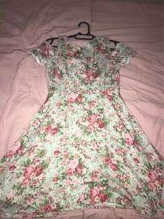Cherrychan sabrina dress