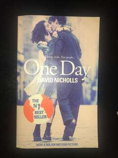 David Nicholls-One Day