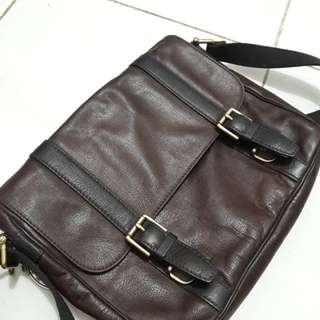Fossil Messenger Bag M