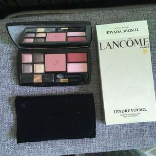 REPRICED! AUTHENTIC LANCOME TENDRE VOYAGE MAKE-UP PALETTE