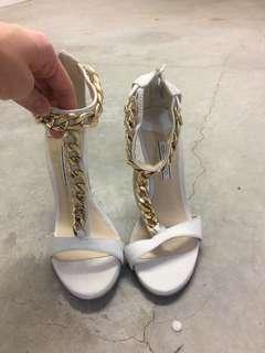 Tony Bianco chain heels