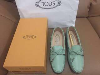 BNIB Genuine TOD'S Leather Shoes