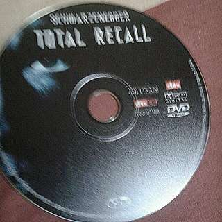 """DVD  ENGLISH MOVIE  Total recall Douglas Quaid (Arnold Schwarzenegger) is a bored construction worker in the year 2084 who dreams of visiting the colonized Mars. He visits """"Rekall,"""" a company that plants false"""