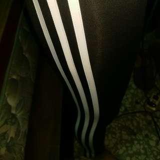 adidas 運動三線褲