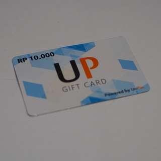 Voucher UniPin 10000