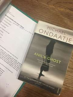 Anil's Ghost + supplementary notes