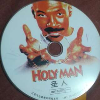 DVD  ENGLISH MOVIE  Holy man Ricky Hayman (Jeff Goldblum), an executive at a home shopping network, is on the verge of losing his job. Sales are down under his leadership, and his boss wants to replace him with his rival,