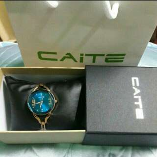 Brandnew caite watch