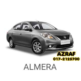Nissan Almera 2018, Promosi Mac 2018, Diskaun RM5,500!