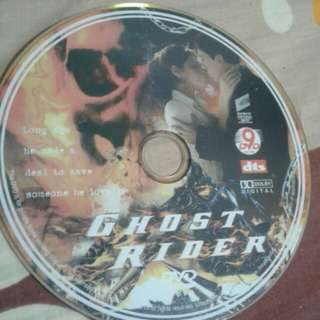 DVD  ENGLISH MOVIE  Ghost rider Years ago, motorcycle stuntman Johnny Blaze (Nicolas Cage) sold his soul to save the life of a loved one. Now, he transforms into a fiery, avenging agent of justice at night wherever evil roams. s