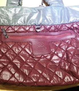 Chanel bag 70% new