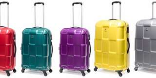Brand new! 全新! luggage in different color 多色行李箱