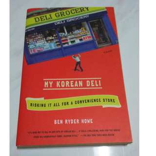 [Self Development Book!] My Korean Deli: Risking It All for a Convenience Store