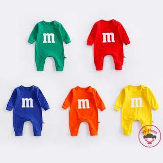 M&M純棉長袖夾衣