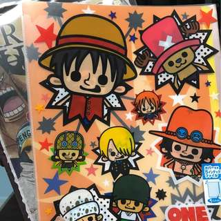 One piece files