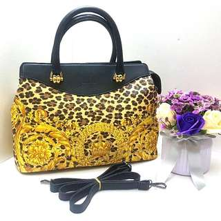 Authentic Gianni Versace Handbag