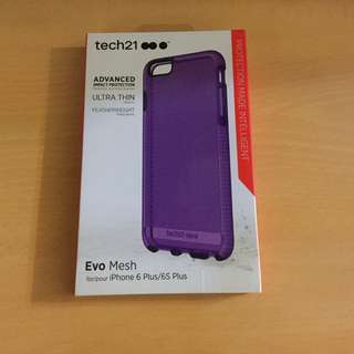 Tech21 Evo Mesh Case for iPhone 6/6S Plus