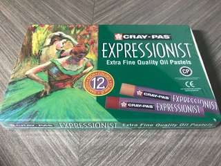 Extra Fine Quality Oil Pastels