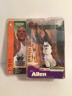 Allen NBA basketball action figures Mcfarlane