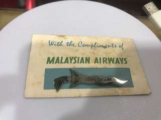 Vintage Malaysian Airways