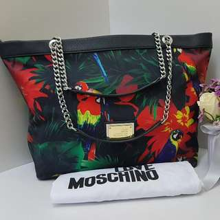 Authentic Moschino Shoulder Bag