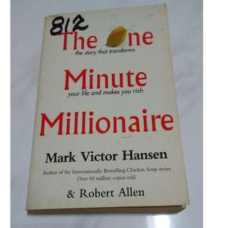 [Educational Book] The One Minute Millionaire