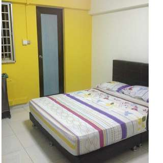 Master room available for rent in Yishun, Blk 764