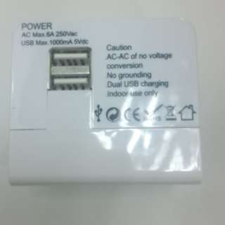 Travel adapter for sale