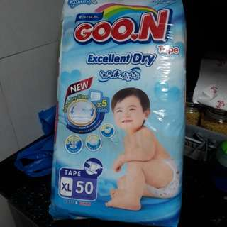 GOON XL TAPE Diapers