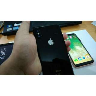 PO HDC iPhone X Real Face ID