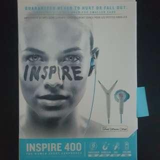 Brand new! JBL Inspire 400 yurbuds
