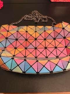 Bao bao alike sling bag