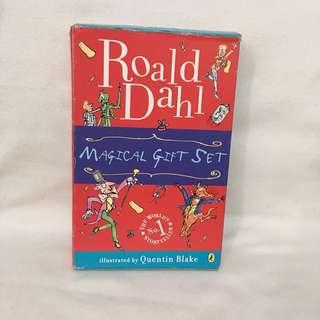 Ronald Dahl book collection 📚 | 📖 B32