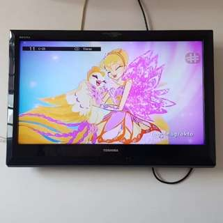 "32"" Toshiba TV"