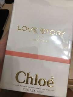Brand new sealed Chloe love story eau sensuelle