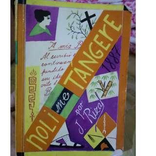 Noli Me Tangere (English)