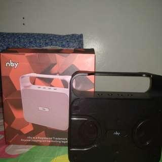Nby Bluetooth speaker