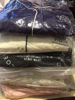 Gelato Pique pyjamas and outerwears - all brand new - purchased in Japan