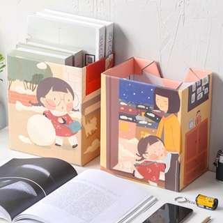 Books organiser