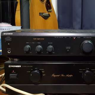 Sony Stereo Amplifier TA-FE300R