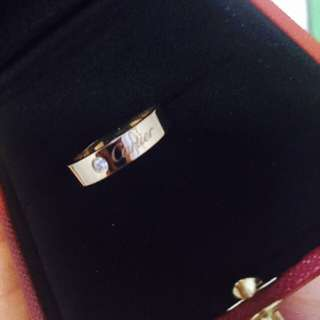 Cartier Ring Brand New