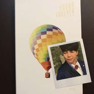 UNSEALED BTS YOUNG FOREVER (JIMIN PC)