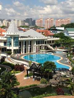1 bedroom for rent (Condo next to Lorong Chuan MRT)