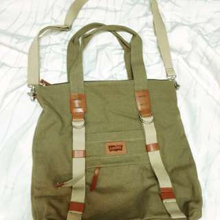 REPRICED: Levi's Shoulder/Sling Bag - Complete w/ tags