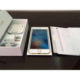 AppIe iPhone 6 32GB Gold Globe Telecom