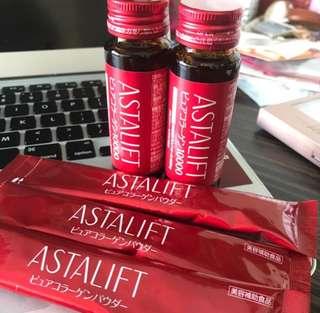 Astalift Collagen Supplements