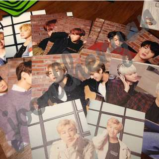 [READY STOCK] MediHeal x BTS Bundles - 04 Soothing Care Set (Official)