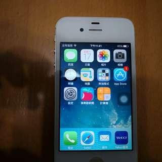 2手 Iphone 4s 16GB