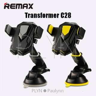 Remax Transformer RM-C26 Car Phone Holder Adjustable Arm Uber Grab